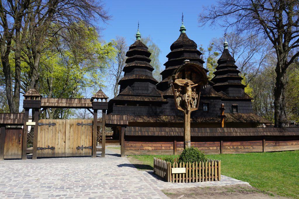 Lviv gezilecek yerler - Açık hava müzesi