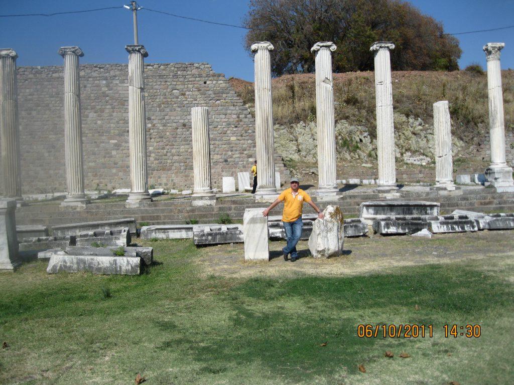 2011 Ekim - Asklepion Bergama - I·zmir (5)