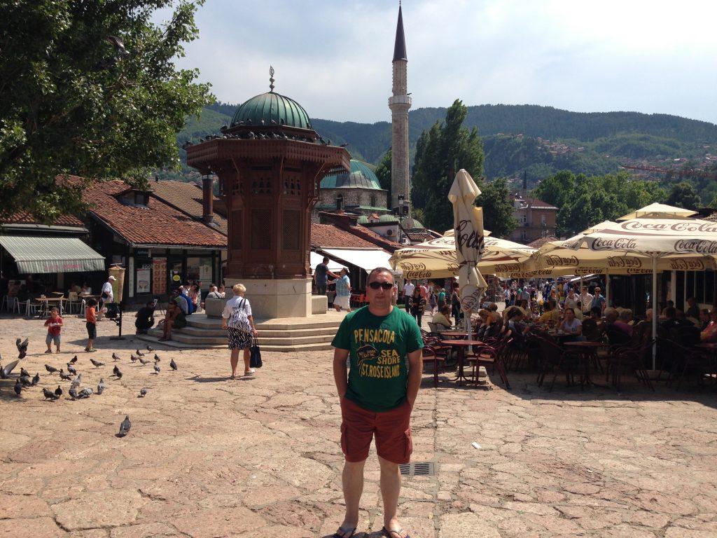 Bas¸c¸ars¸ı Saraybosna Bosna Hersek