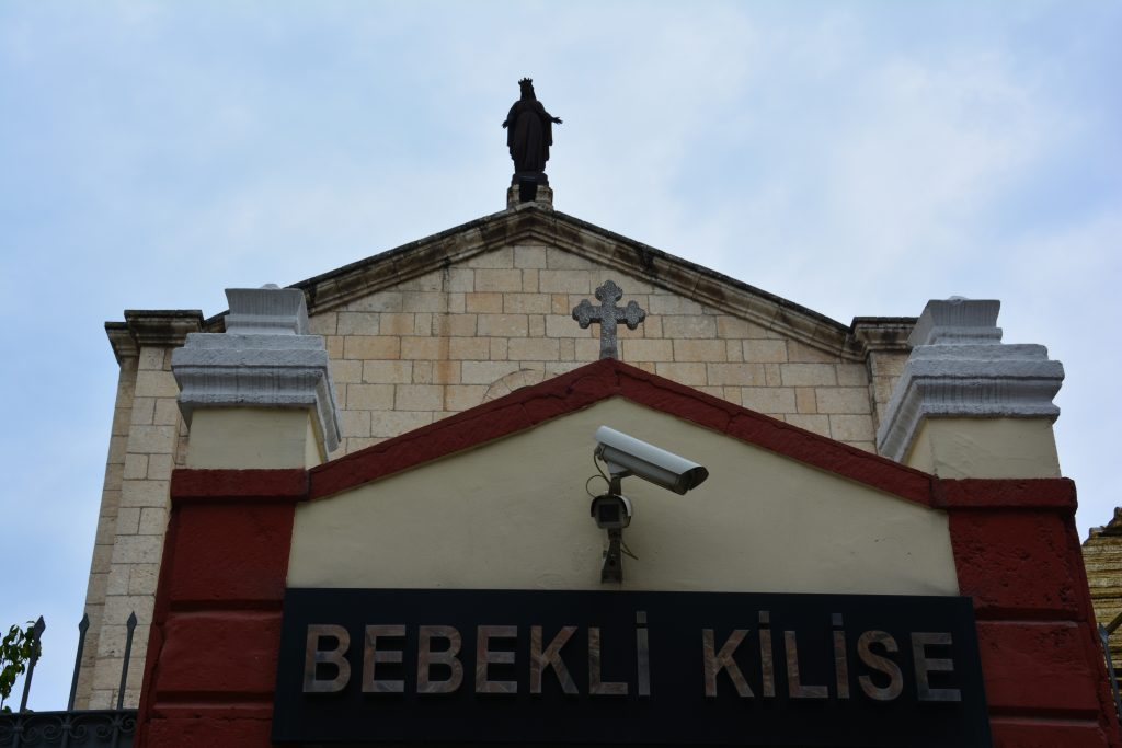 Adana gezilecek yerler - Bebekli kilise