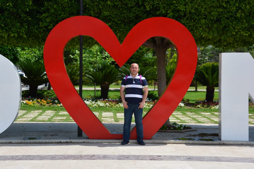 Adana gezilecek yerler - Harika büyük parkları var