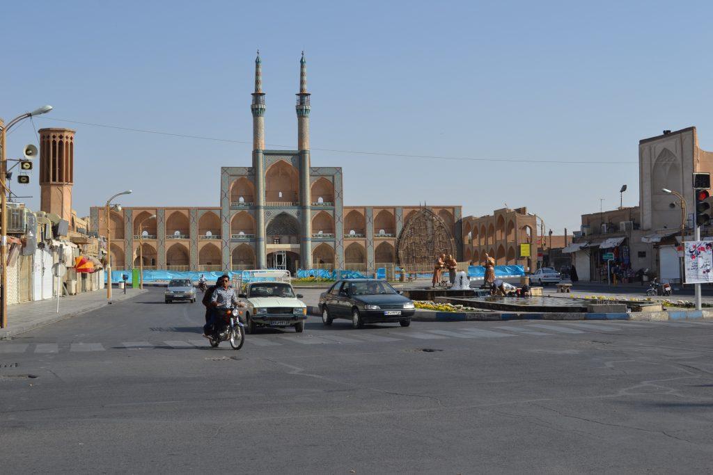 Yazd şehri
