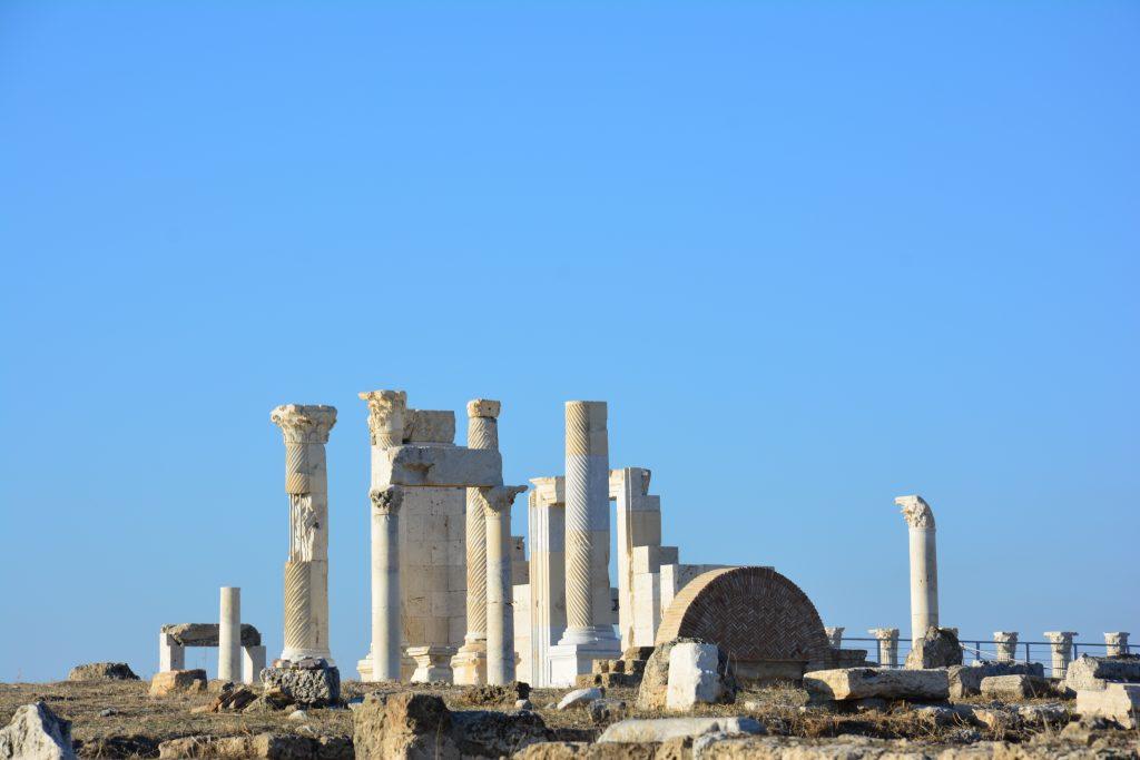 Kazılar tam bittiğinde Türkiye'nin en büyük antik kenti olacağı söyleniyor.