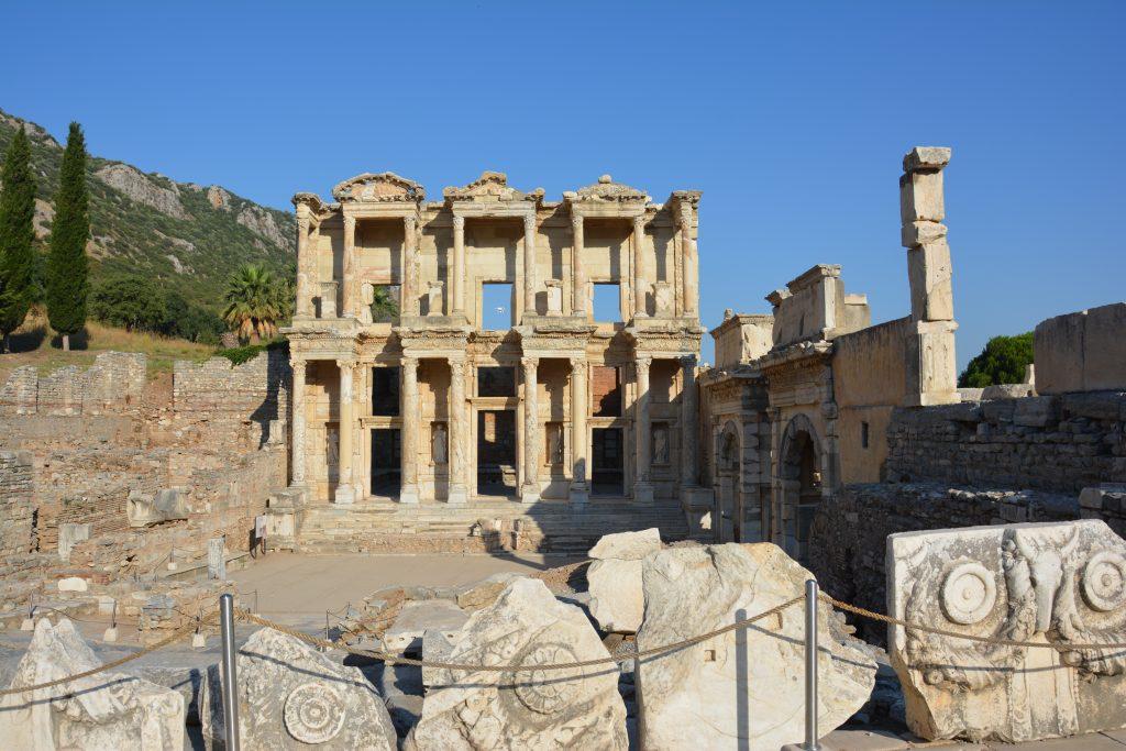 Eşi benzeri olmayan güzellik Efes