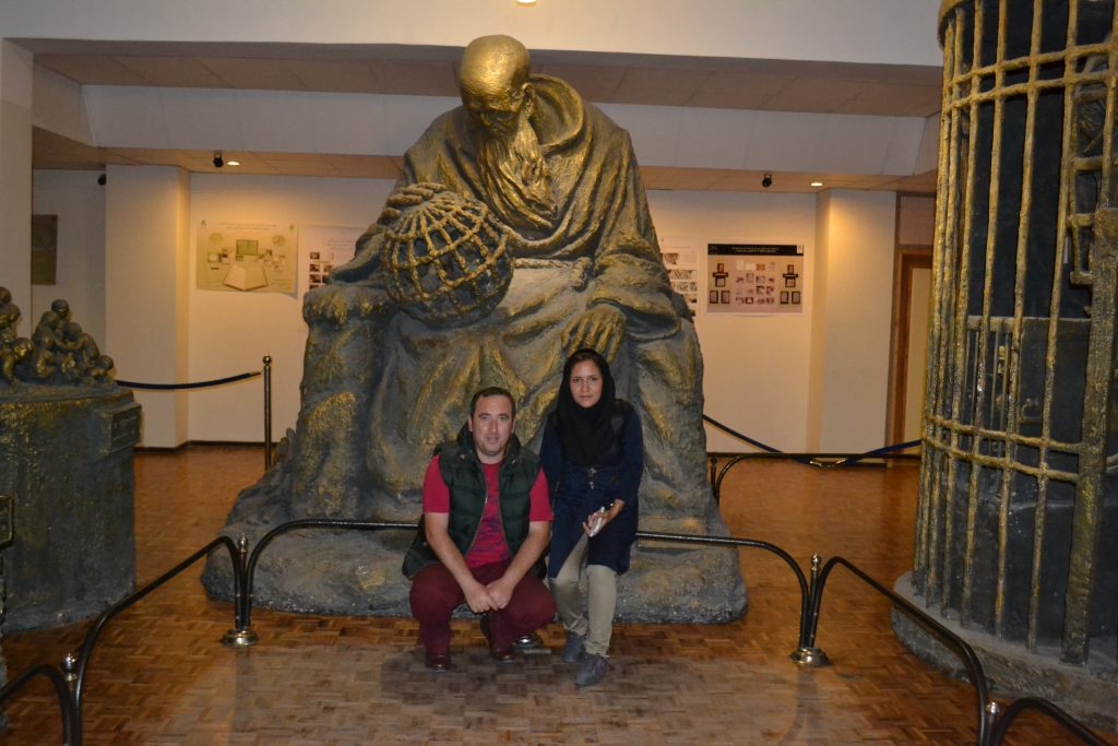 Tebriz Azerbeycan Müzesi Nefiseh ile