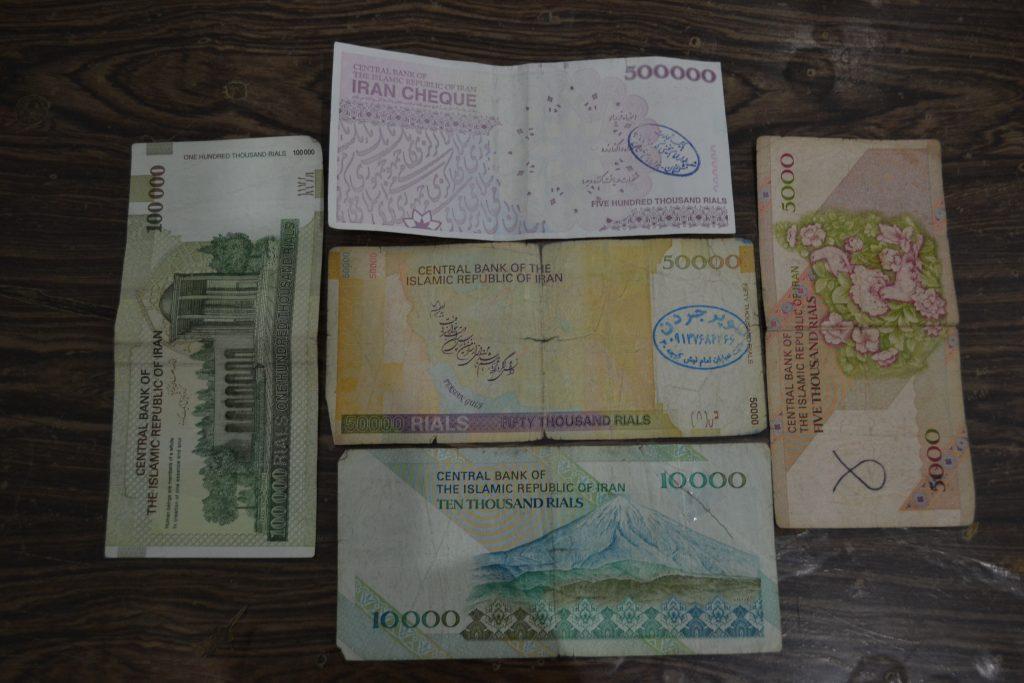 İran para birimi Riyal halk arasında ise Tumen olarak bilinmekte