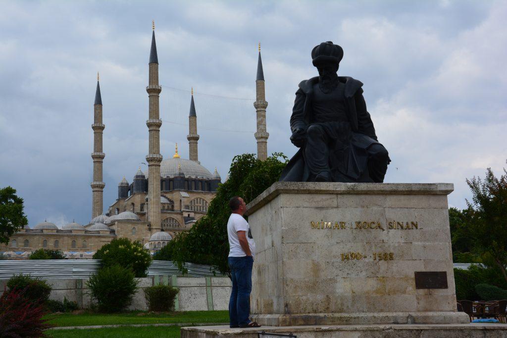 Mimar Sinan'ın ustalık eserim dediği Selimiye