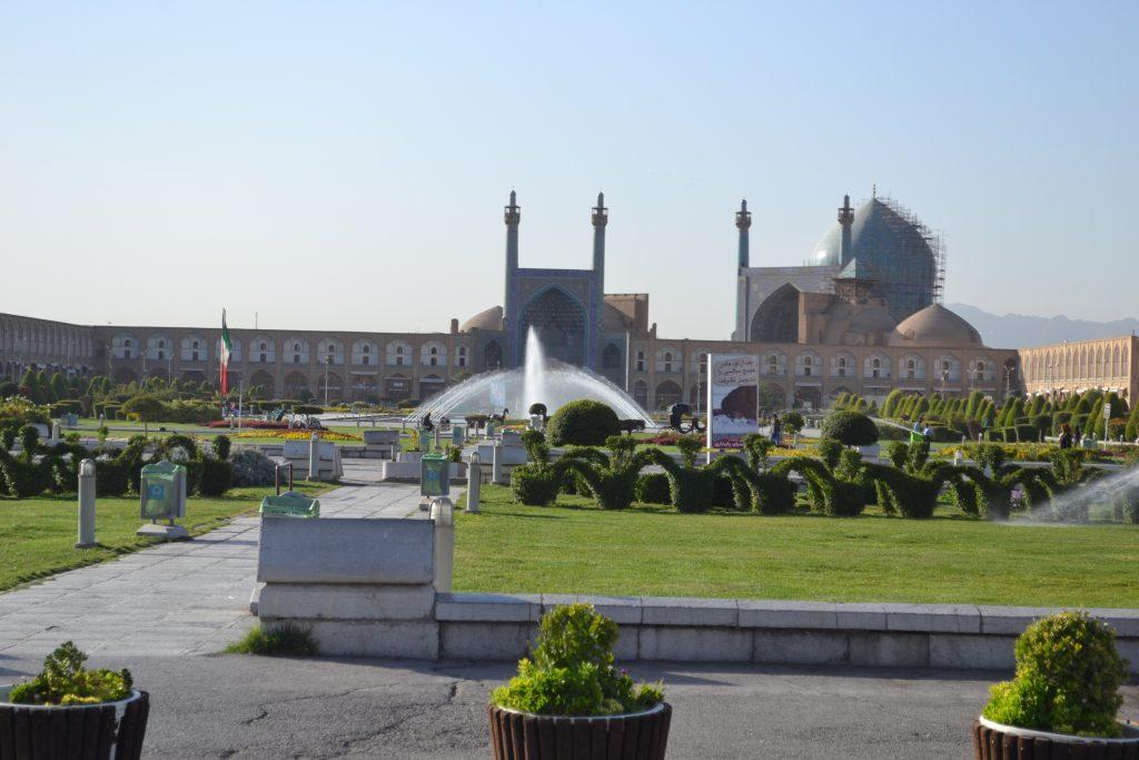 Nakş-ı Cihan Meydanı - İsfahan