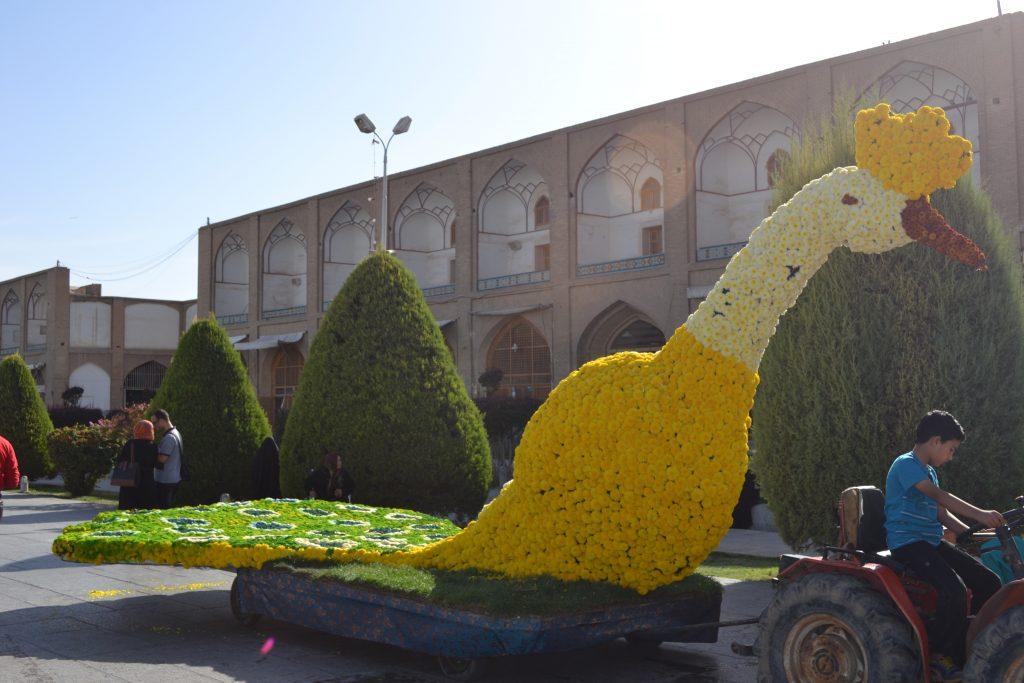 İsfahan'da festivalden