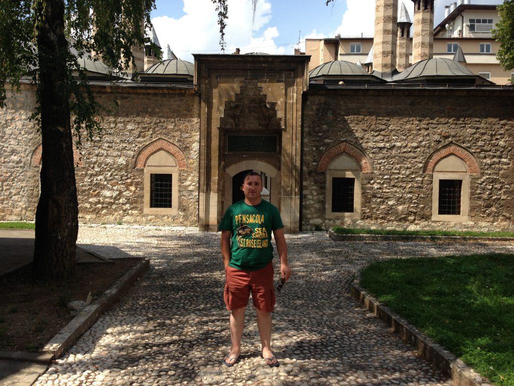 Saraybosna gezilecek yerler - Külliye