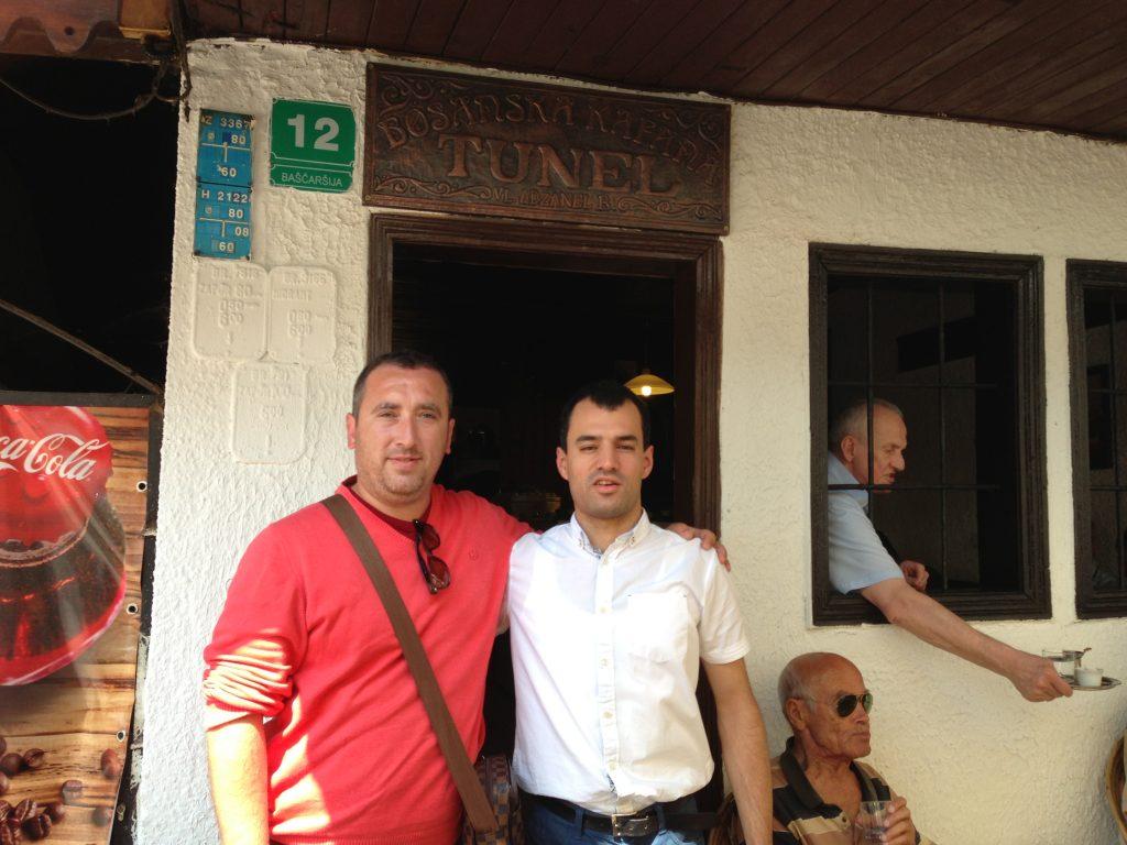 Saraybosna gezilecek yerler - Baton ile