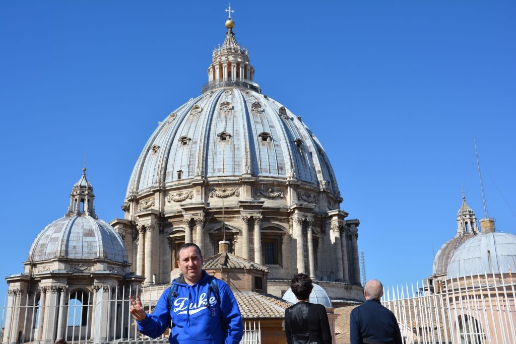 San Pietro Kilisesi Vatikan