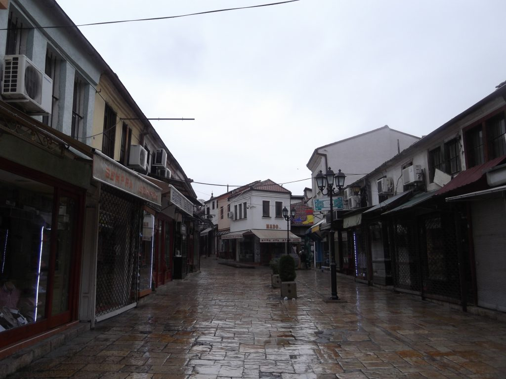 Eski Türk Çarşısı