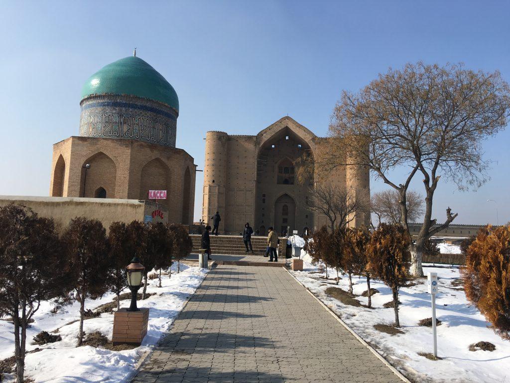 Türkistan gezilecek yerler - Anayurtta Tarihin İzinde