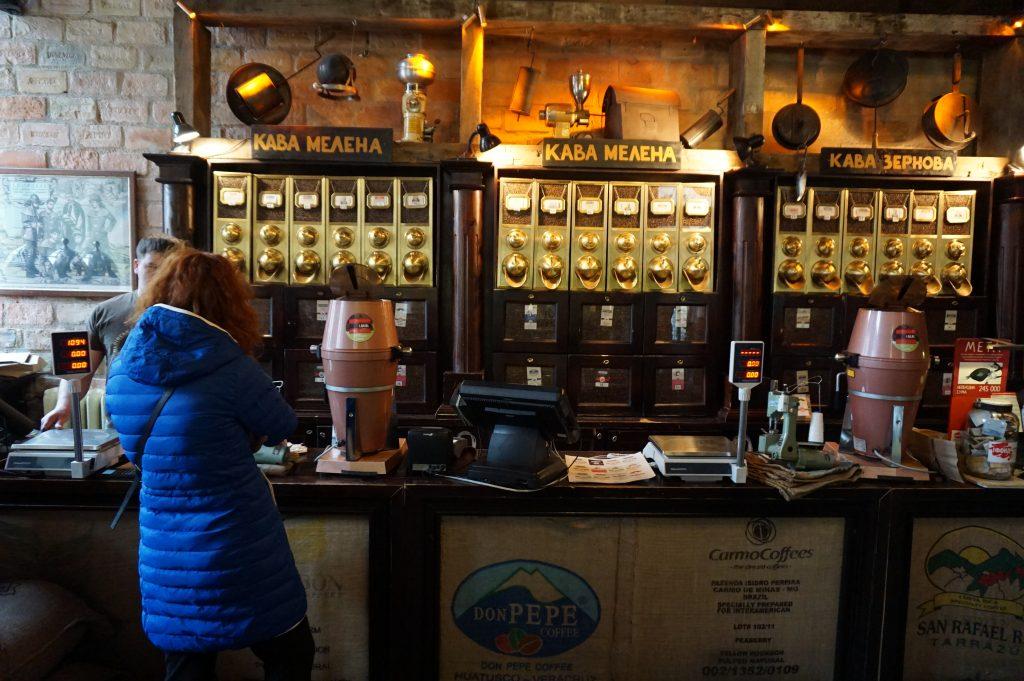 Lviv kafeleri - Kahve dünyası