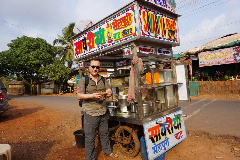 Goa gezilecek yerler - Panapuri deneyimlerken