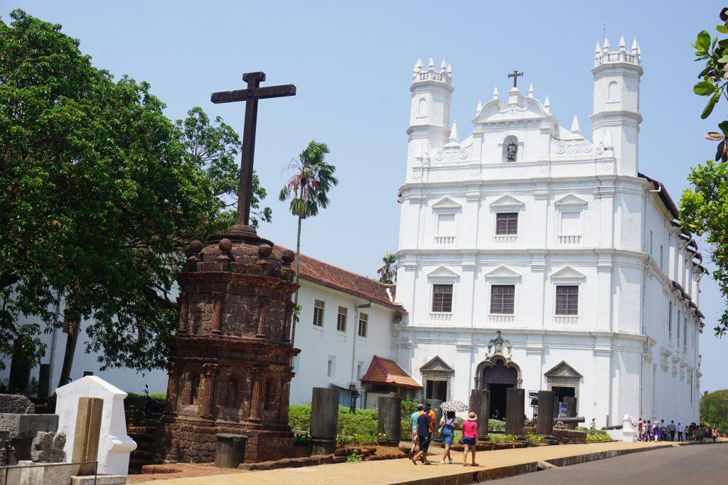 Goa gezilecek yerler - Se Katedrali