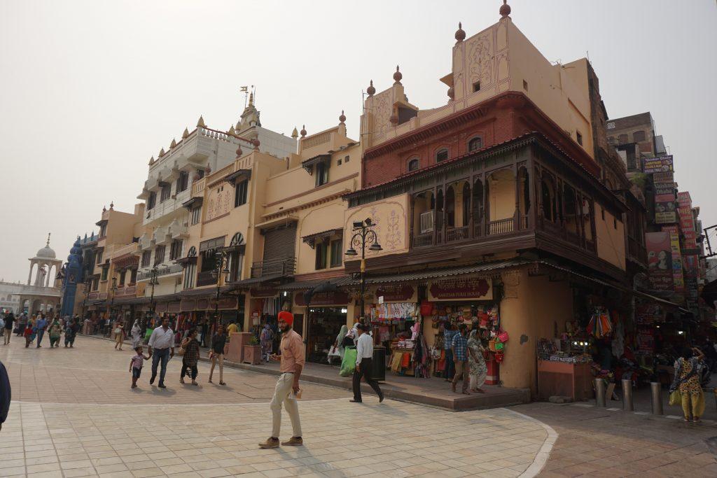 Amritsar gezilecek yerler - Eski çarşı