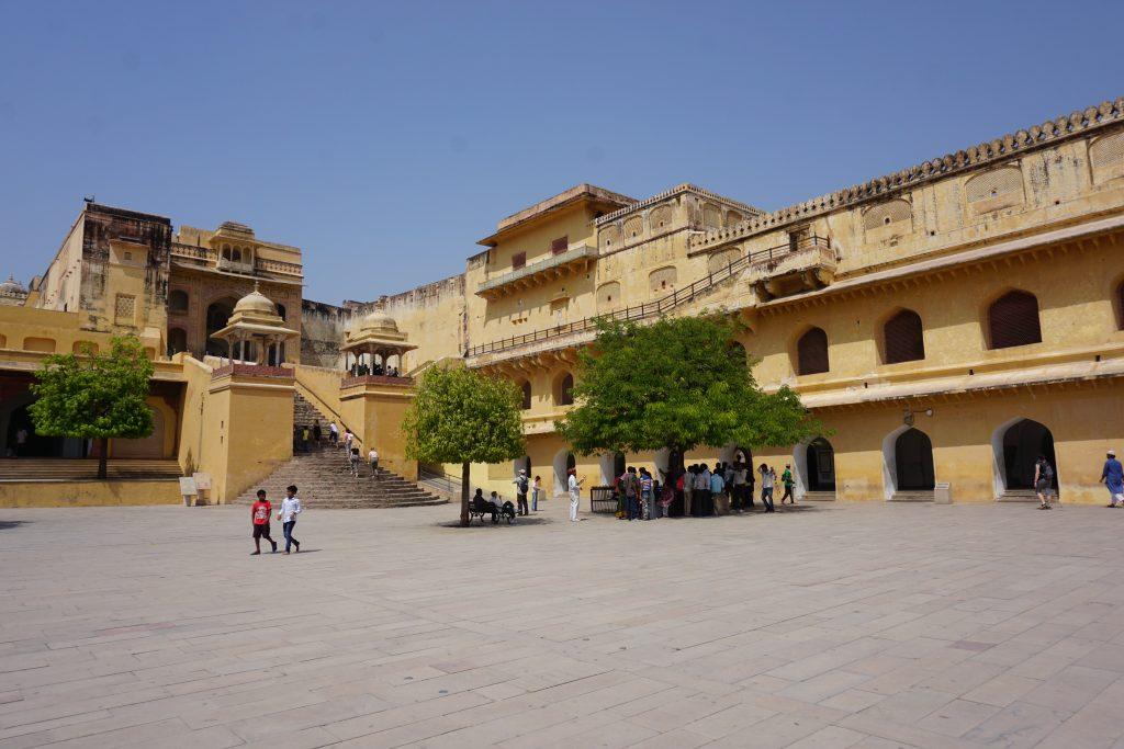 Jaipur gezilecek yerler - Amber Fort