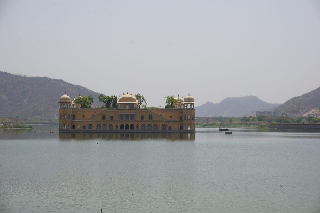 Jaipur gezilecek yerler - Jal Mahal
