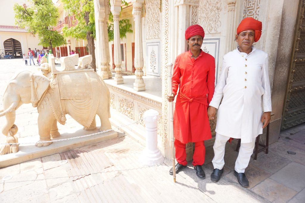 Jaipur gezilecek yerler - City palace