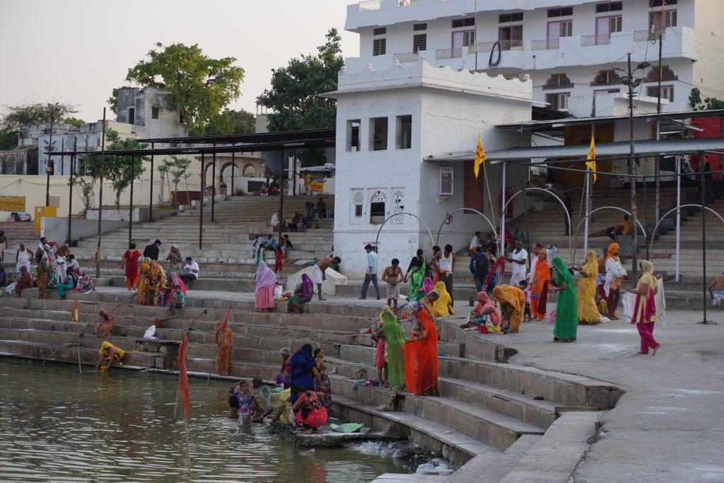 Pushkar gezilecek yerler - Puskar 1 günde gezilecek keyifli bir yer