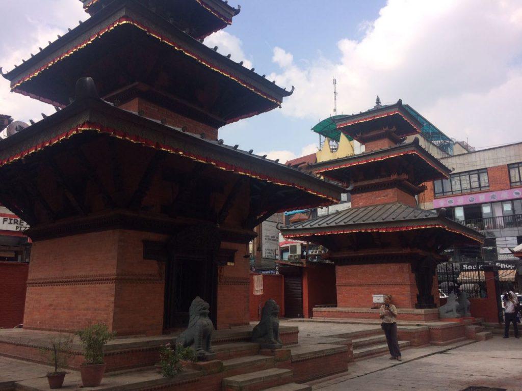 Hindistan Nepal Gezi - Katmandu - Nepal / Fotoğraf desteği için Pustoo dünya Şükran'a teşekkürler