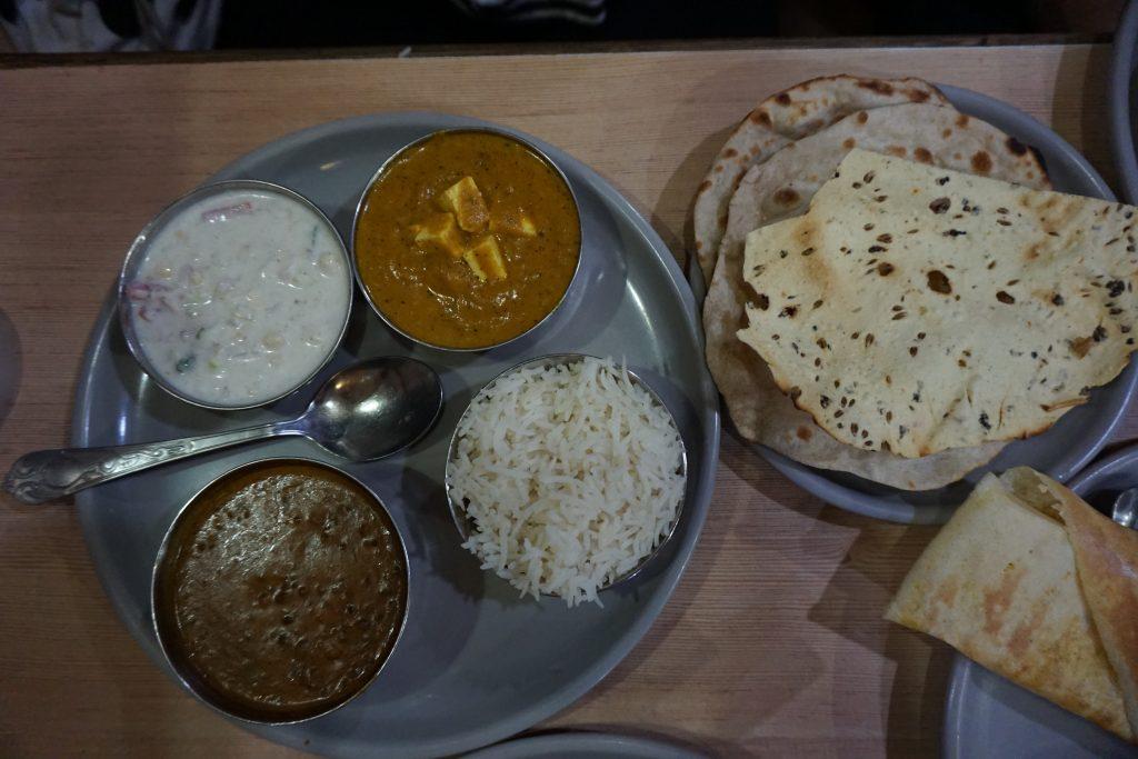 Hindistan hakkında genel bilgiler - Baharatlı hint yemekleri