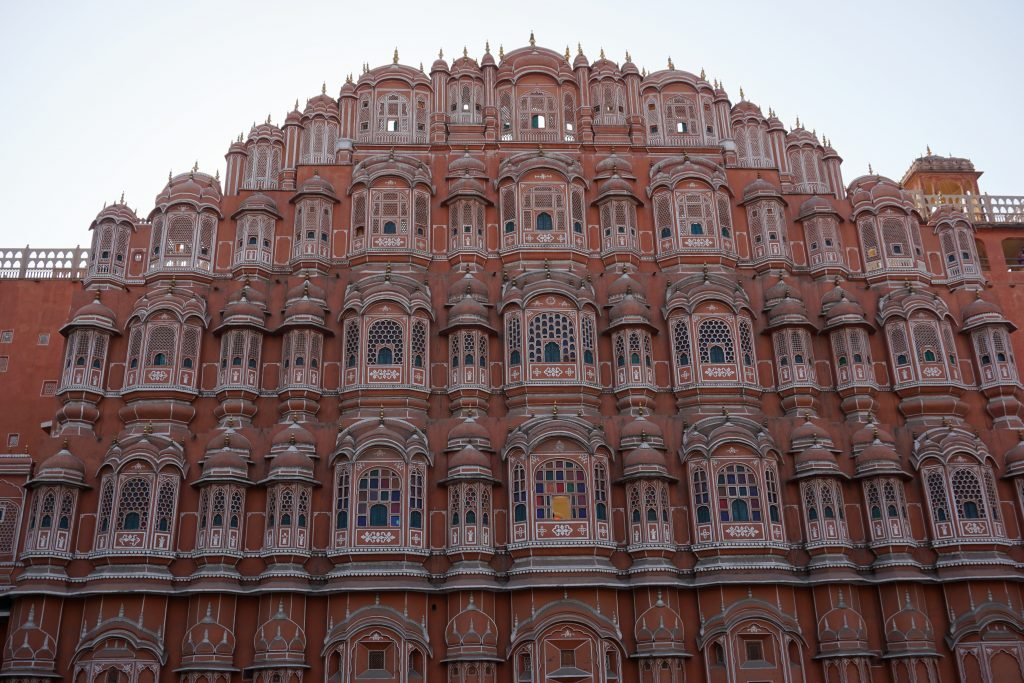 Hindistan hakkında genel bilgiler - Jaipur