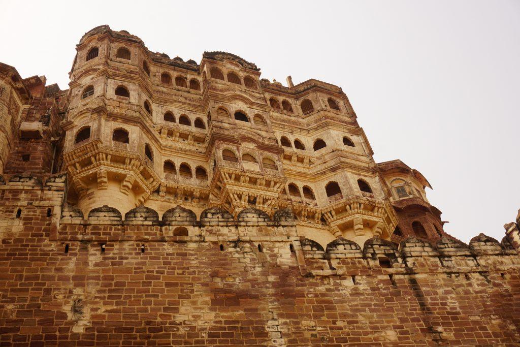 Jodhpur gezilecek yerler - Mehrangarh kalesi