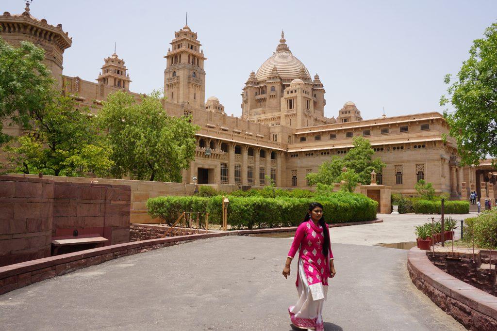 Jodhpur gezilecek yerler - Taj Otel