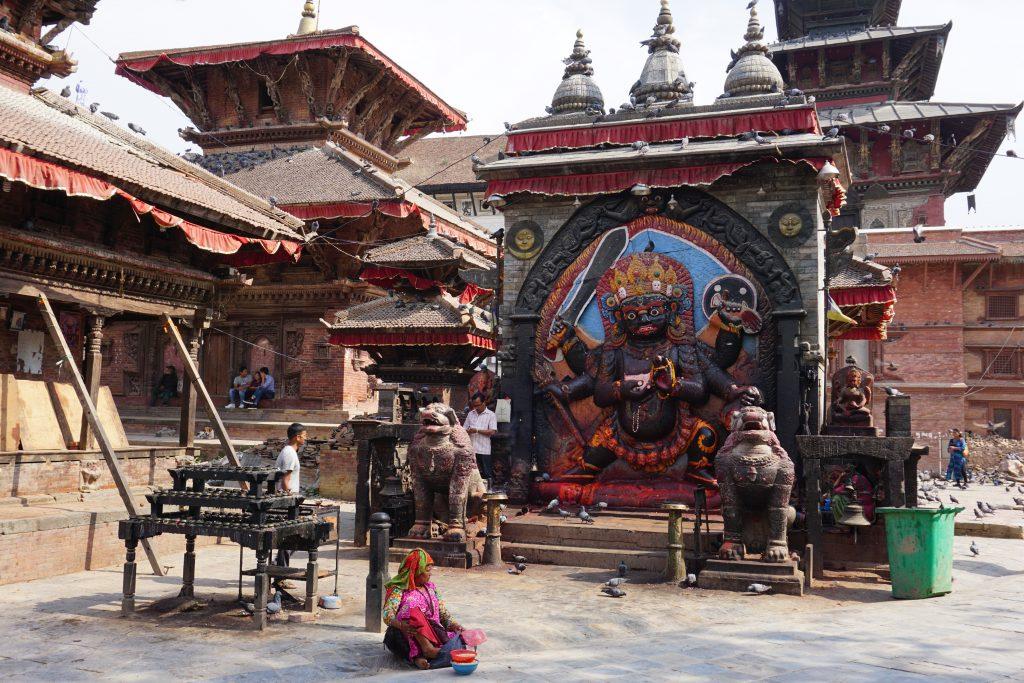 Nepal hakkında bilinmesi gerekenler - Patan Durbar Meydanı