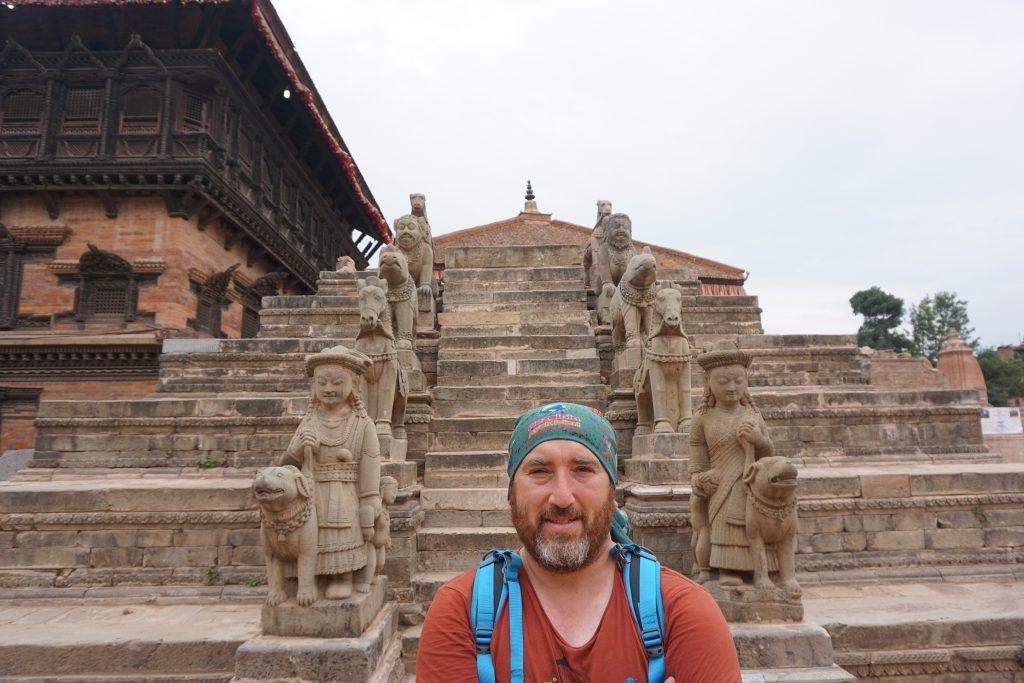 Katmandu gezilecek yerler - Bhaktapur