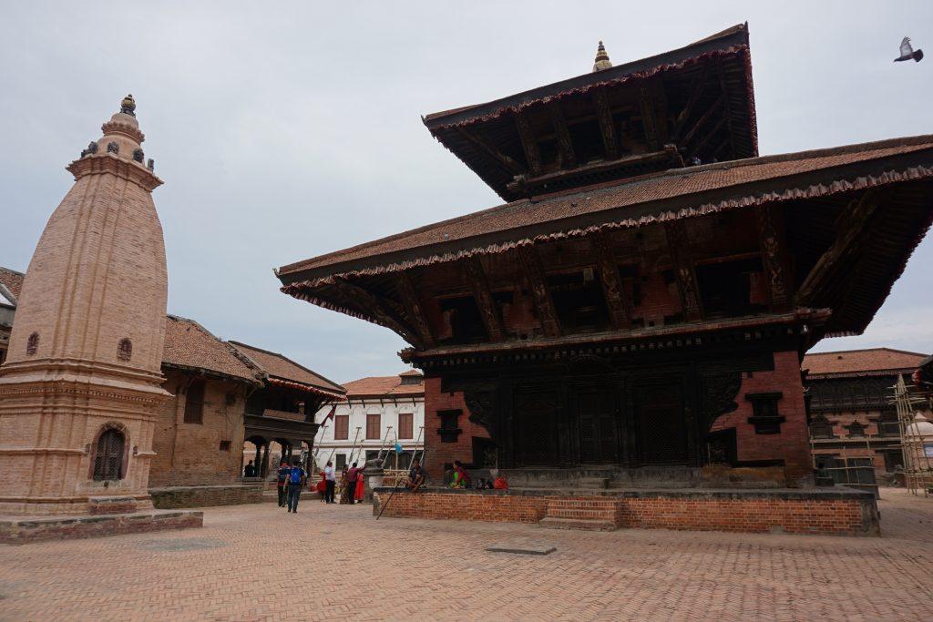 Katmandu gezilecek yerler - Bhaktapur Durbar Meydanı