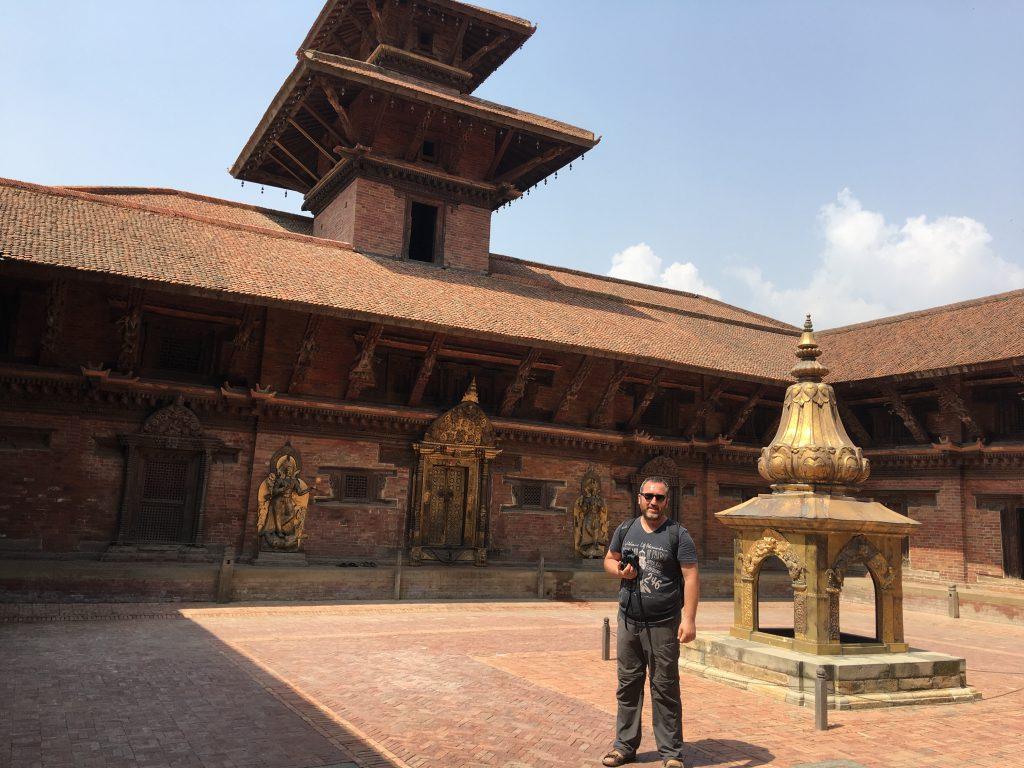 Katmandu gezilecek yerler - Durbar Meydanı
