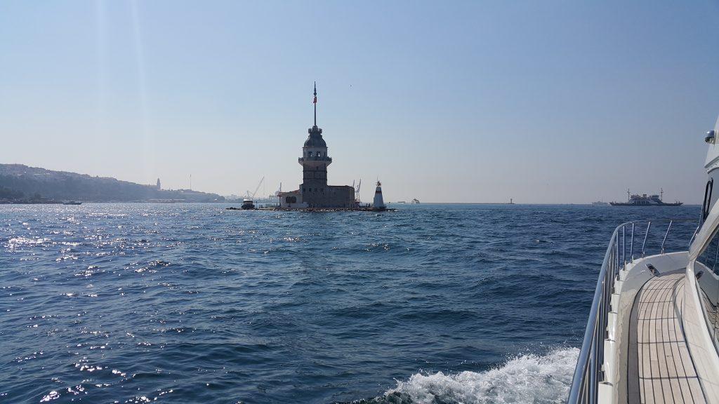 Türkiye'de yapılacak 100 şey - Kız kulesi