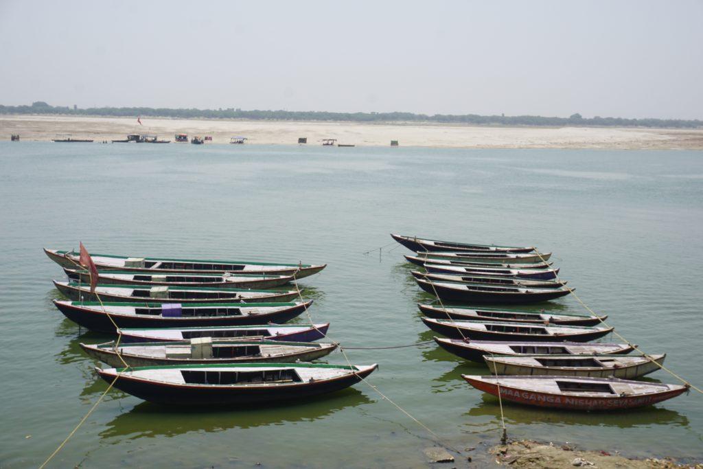Varanasi Gezilecek Yerler - Ganj nehri