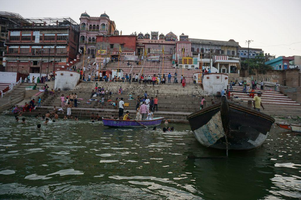 Varanasi Gezilecek Yerler - Ghatlar