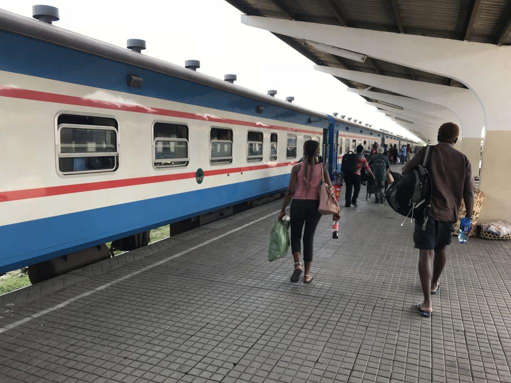 Afrika'da ulaşım - Tanzanya Zambiya arası tren yolculuğu
