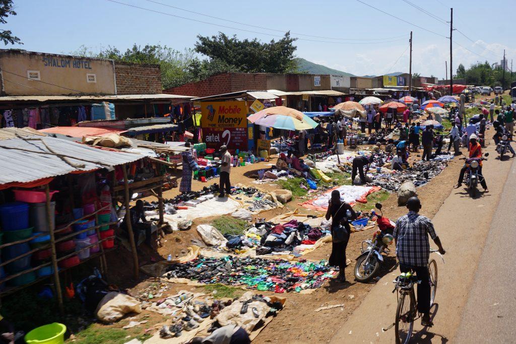 Afrika'da dikkat edilmesi gerekenler - Uganda'da pazar