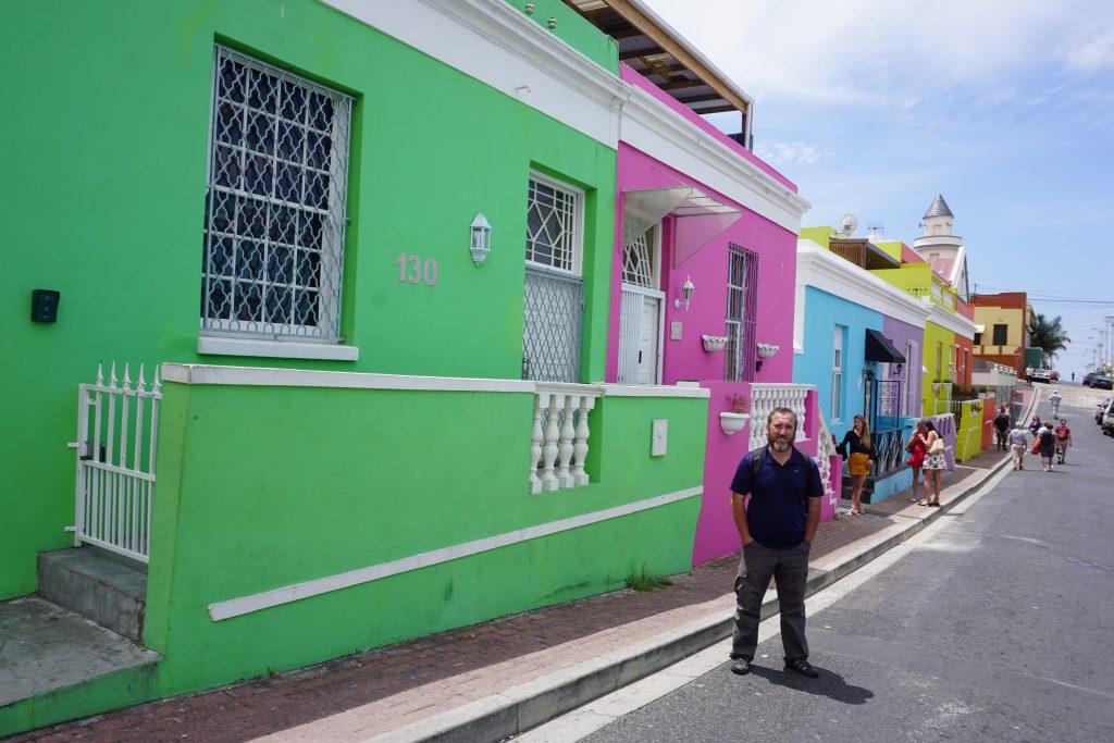 Cape Town gezilecek yerler - Bo Kaap müslüman mahallesi