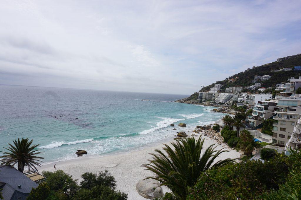 Cape Town gezilecek yerler - Camp's Bay bölgesi