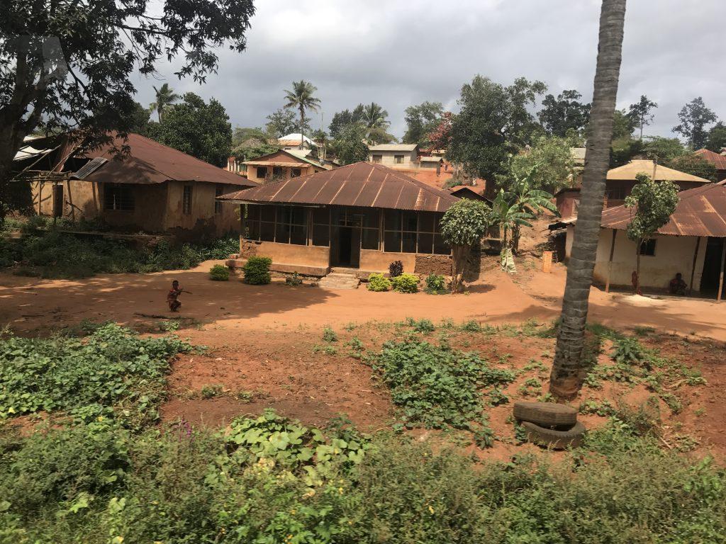 Tanzanya Hakkında Genel Bilgiler - Tanzanya'da bir köy
