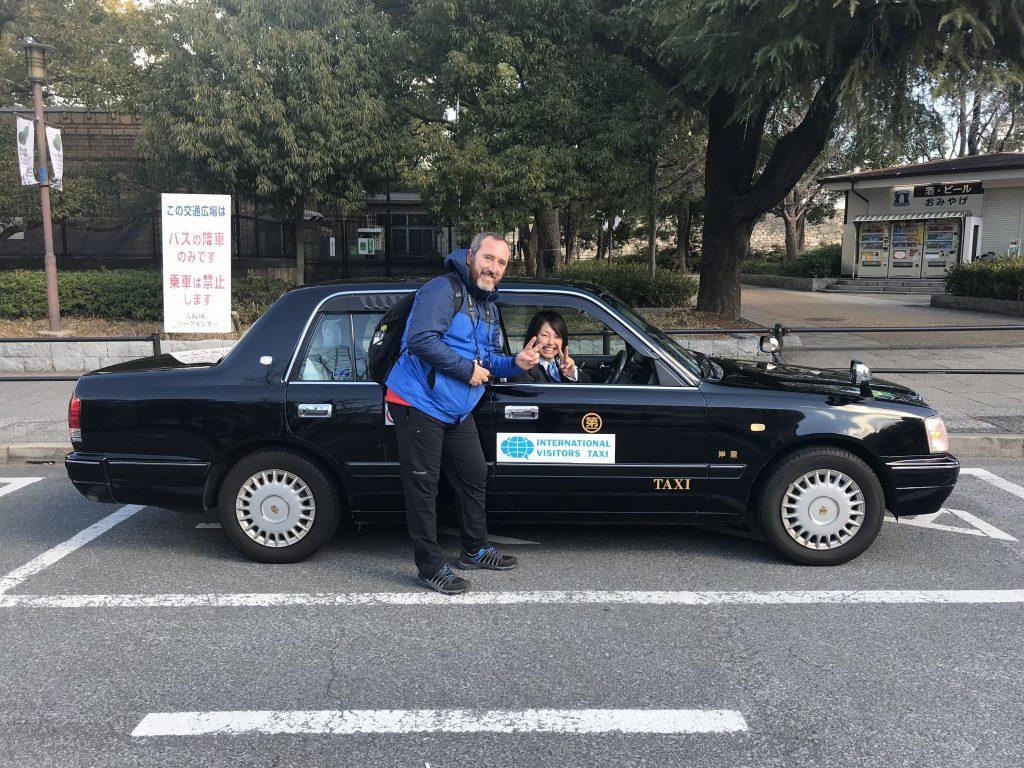 Japonya'da ulaşım - 80'lerden taksiler