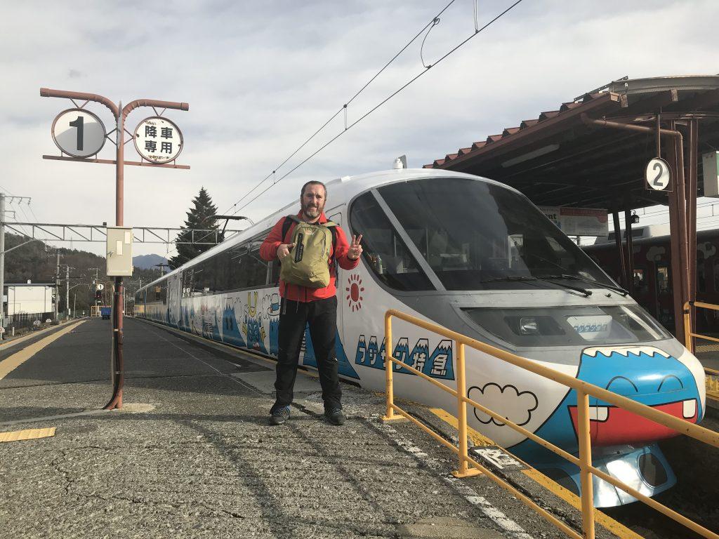 Japonya'da ulaşım - Adamlar her yerin raylarla döşemişler, helal olsun