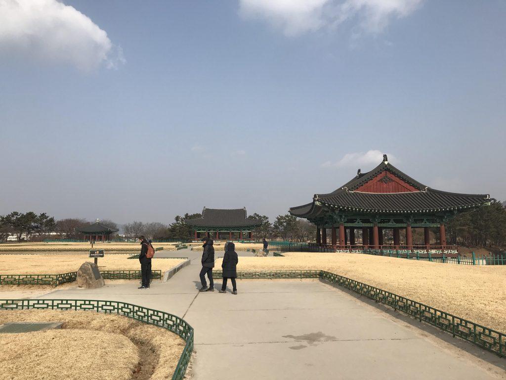 Gyeongju gezilecek yerler - Şehir açık hava müzesi gibi