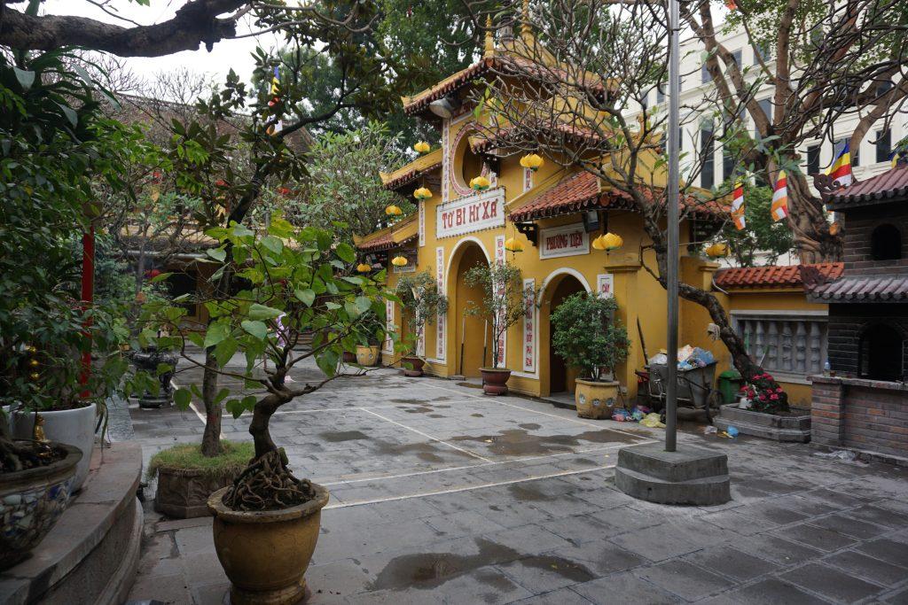 Vietnam'da gezilecek yerler - Hanoi