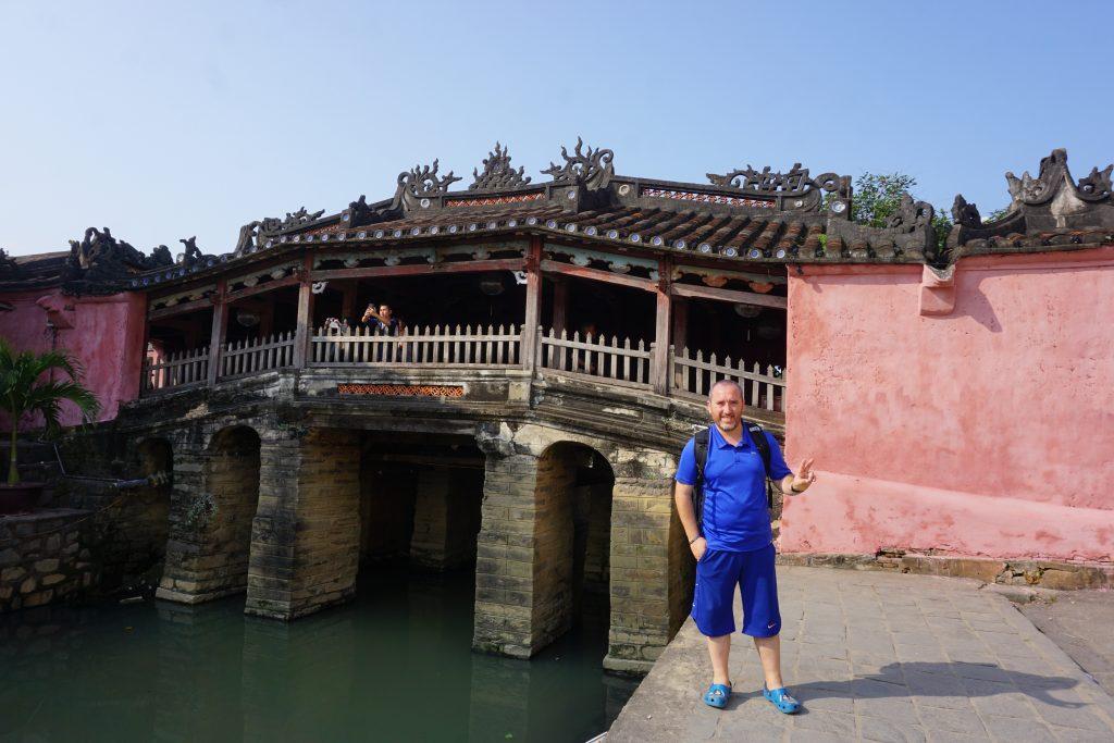 Vietnam'da gezilecek yerler - Hoi An Japanese Bridge