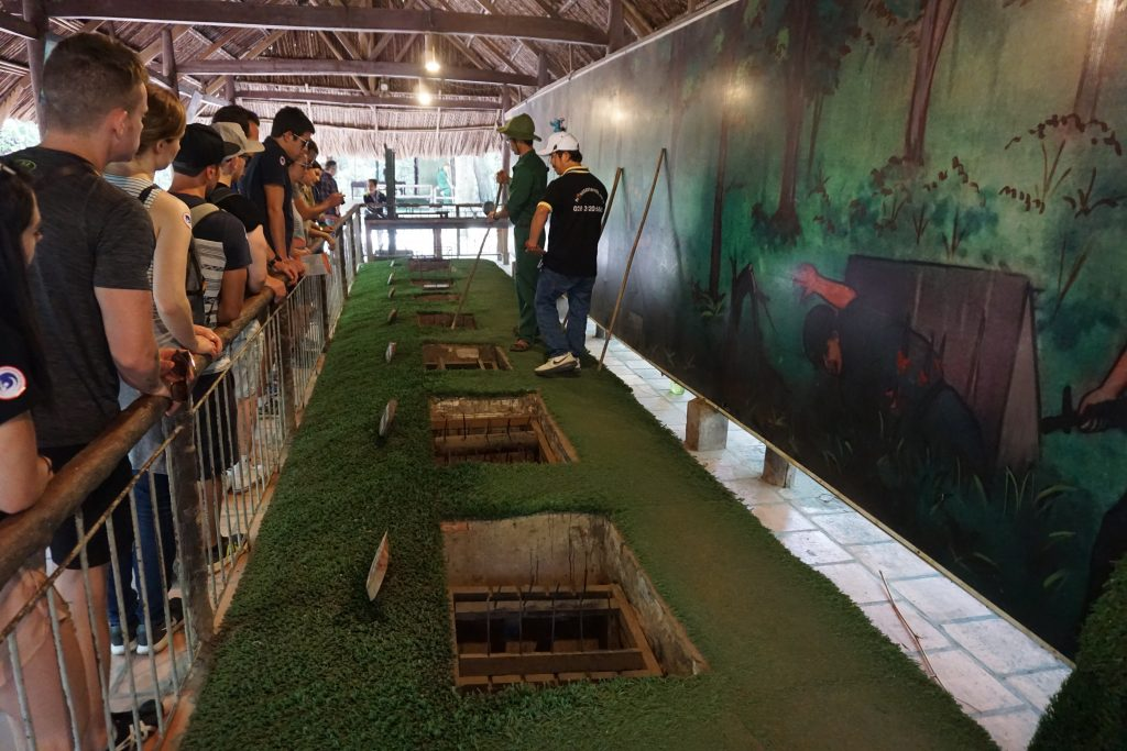 Vietnam'da görülecek yerler - Cu Chi Tünelleri