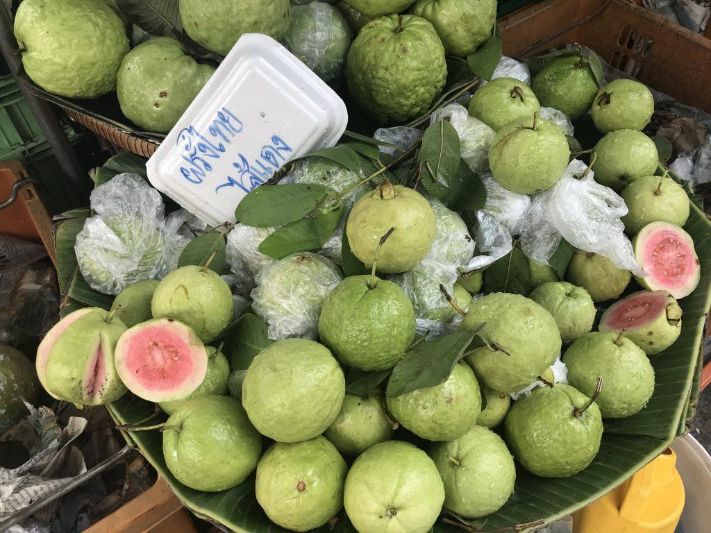 Asya meyveleri - Guava tadı bir acayip meyve